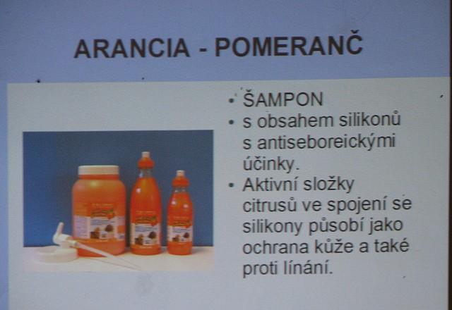 Asociace střihačů - Péče o problematickou kůži a srst - aromaterapie