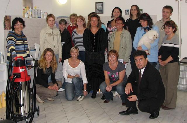 Asociace střihačů - Foto dermatologie